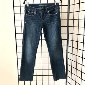 American Eagle Skinny Stretch Jeans. 4P. EUC.